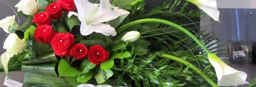Gerbes de fleurs