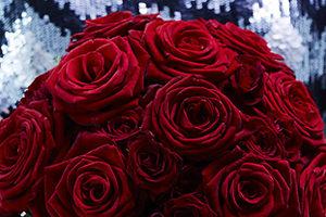 fleurs pour la saint valentin