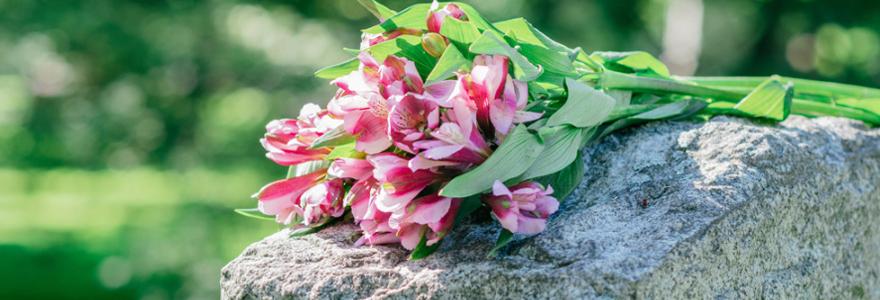 Fleurs choisir pour un enterrement