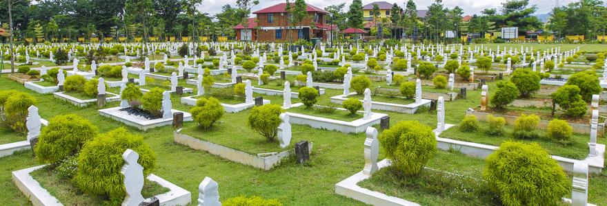 Des obsèques islamiques