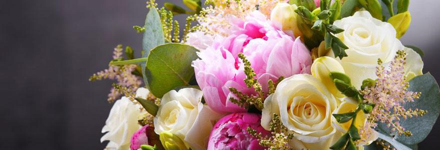 bouquets de fleurs DIY